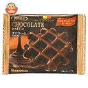 【送料無料】【2ケースセット】ローゼン マネケン チョコレートワッフル 30(6×5)個入×(2ケース) ※北海道・沖縄は別途送料が必要。