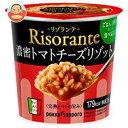 ポッカサッポロ リゾランテ 完熟トマトリゾット カップ入り 47.9g×24(6×4)個入