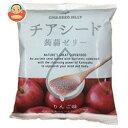 チアシード蒟蒻ゼリー りんご味 10個×12袋入