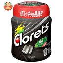 モンデリーズ・ジャパン クロレッツXP ボトルR シャープミント(粒ガム) 140g×6個入