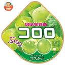 送料無料 【2ケースセット】UHA味覚糖 コロロ マスカット 48g×6袋入×(2ケース) ※北海道・沖縄は別途送料が必要。