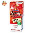 Dole Smart Choice(ドール スマートチョイス) アップル 200ml紙パック×18本入