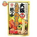 マルキン 大阪うどんすき鍋つゆ 750gパウチ×12袋入