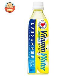 サントリー Vitamin Water(ビタミンウォーター)【手売り用】 500mlペットボトル×24本入