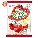 マンナンライフ 蒟蒻畑 ララクラッシュ りんご味【特定保健用食品 特保】 24g×8個×12袋入