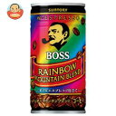 サントリー BOSS(ボス) レインボーマウンテンブレンド 185g缶×30本入