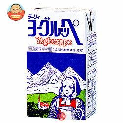 南日本酪農協同(株) デーリィ ヨーグルッペ 1L紙パック×12(6×2)本入