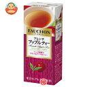 アサヒ飲料 FAUCHON(フォション) フレンチアップルティー 250ml紙パック×24本入