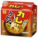 東洋水産 カレーうどん 甘口 5食パック×6個入