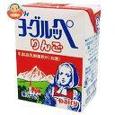 南日本酪農協同 デーリィ ヨーグルッペりんご 200ml紙パック×24本入