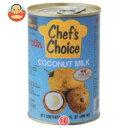 ユウキ食品 ココナツミルク(4号缶) 400ml缶×12個入
