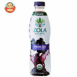 ZOLA 有機アサイー オリジナル 946gペットボトル×8本入