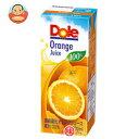 【送料無料】【2ケースセット】Dole(ドール) オレンジ 200ml紙パック×18本入×(2ケース) ※北海道・沖縄は別途送料が必要。