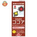 紀文 豆乳飲料 ココア200ml紙パック×18本入【b_2sp1202】