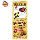 紀文 豆乳飲料 アーモンド200ml紙パック×18本入【b_2sp1202】