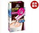 【送料無料】森永製菓 ミルクココア カロリー1/4スティック 50g(10g×5本)×48箱入 ※北海道・沖縄・離島は別途送料が必要。