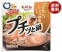 【送料無料】エバラ食品 プチッと鍋 とんこつしょうゆ鍋 23g×6個×12袋入 ※北海道・沖縄・離島は別途送料が必要。
