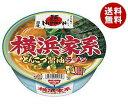 【送料無料】日清食品 麺ニッポン 横浜家系ラーメン 120g×12個入 ※北海道・沖縄・離島は別途送料が必要。