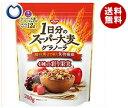 【送料無料】日清シスコ スーパー大麦 グラノーラ 200g×8袋入 ※北海道・沖縄・離島は別途送料が必要。
