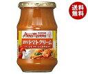【送料無料】カゴメ アンナマンマ 濃厚トマトクリーム 330g瓶×12本入 ※北海道・沖縄・