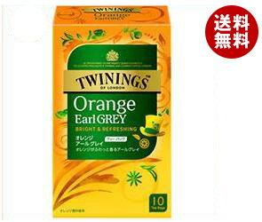 【送料無料】【2ケースセット】片岡物産 トワイニング オレンジアールグレイ 2g×10袋×48(6×8)個入×(2ケース) ※北海道・沖縄・離島は別途送料が必要。