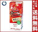 【送料無料】Dole Smart Choice(ドール スマートチョイス) アップル 200ml紙パック×18本入 ※北海道・沖縄・離島は別途送料が必要。