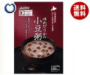【送料無料】JAふらの ゆめぴりかの小豆粥 220g×30(5×6)袋入 ※北海道・沖縄・離島は別途送料が必要。