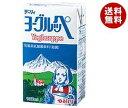 送料無料 【2ケースセット】南日本酪農協同 デーリィ ヨーグルッペ 1L紙パック×12(6×2)本入×(2ケース) ※北海道・沖縄・離島は別途送料が必要。