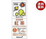 【レビューを書いて】【】紀文 豆乳飲料 紅茶200ml紙パック×18本入 【2P0118】