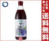 【】マルカイ 順造選 目が生きいき ブルーベリー(50%)500ml瓶×12本入