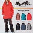14-15 MTN,ROCK STAR [マウンテンロックスター] HARUMAKI JACKET -単色カラー- / 50%OFF割引セール 【送料無料】【代引手数料無料】【smtb-k】【ky】
