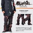 14-15 MTN,ROCK STAR [マウンテンロックスター] CARGO PANT -BLACK DENIM- / 50%OFF割引セール 【送料無料】【代引手数料無料】【smtb-k】【ky】