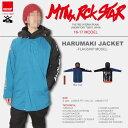 【即納】16-17 MTN.ROCK STAR(マウンテンロックスター)HARUMAKI JACKET [Mix Ltd] / 20%OFF(上下セットでのご注文でグローブプレゼ..