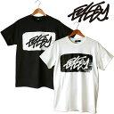ショッピングステッカー Tシャツ メンズ 半袖 プリント ストリート系 ファッション