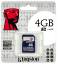 "Kingston 4GB Class4 SDHC card (KF-C084G-3A) ""shipment 0740617201406[02P17may13]fs2gm three business days after immediate delivery ..."""