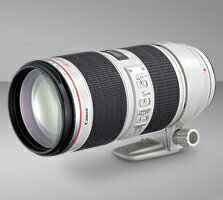 "Canon EF 70-200 mm F2.8L IS II USM ""quick delivery-2 business days after shipping ' hand-shake correction with large aperture telephoto zoom lens fs3gm"
