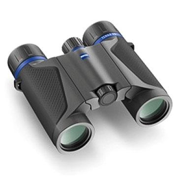 Carl Zeiss TERRA ED Pocket 8x25 ポケット双眼鏡『1〜2営業日後の発送』小型で視野が広い8倍双眼鏡【RCP】[fs04gm][02P01Oct16]