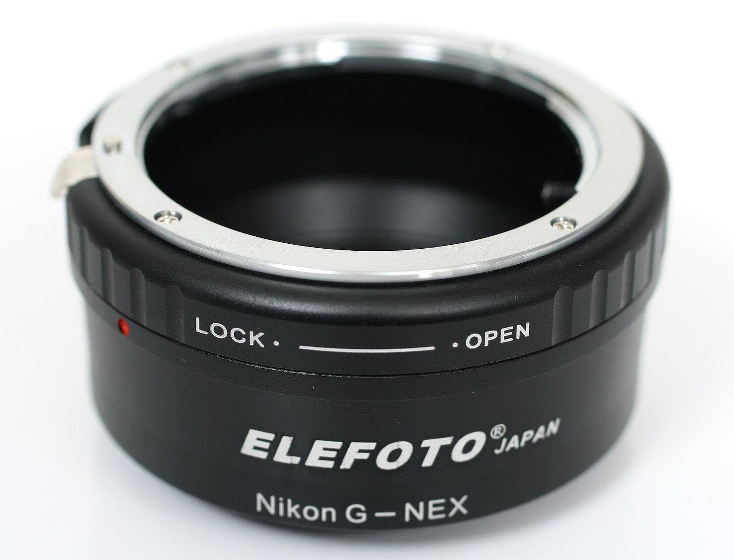 エレフォト NFG(Nikon F G)→ソニー...の商品画像