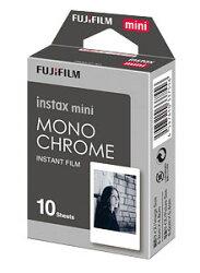 [ゆうパケット164円発送可能]FujiInstaxminiフィルム/チェキフィルム「モノクローム」10枚撮り『2016年10月7日以降発売予定』4547410337556【RCP】[fs04gm][02P03Sep16]