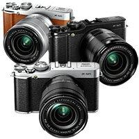 FujifilmX-M1����åȡʾ����ץ�ߥ�����X-M1/XC16-50mmF3.5-5.6OIS���������åȡˡإ֥�å�����С�2013ǯ7��27��֥饦��2013ǯ9��ȯ��ͽ��ͽ��٥���ѥ���&���̥ܥƥ����ٻΥե����Υץ�ߥ���ߥ顼�쥹���[02P24Jun13]