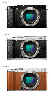 "Fujifilm X-M1 body ""1 to 3 business days after shipping, compact & lightweight bot! Fuji Film プレミアムミラーレス SLR"