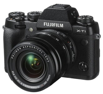 """Is going to release it February 15, 2014, and a reservation"" approaches the optical viewfinder Fujifilm X-T1 zoom lens kit (premium one eye X-T1/XF18-55mmF2.8-4 R LM OIS zoom lens); premium mirror reply one eye [02P01Feb14] of!Fuji Film belong"
