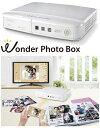 富士フィルム デジタルフォトアルバム WONDER PHOTO BOX PB-20J『1〜3営業日後の発送予定』SDカードやスマートフォンから画像・動画を転送して保管が可能な大容量ハードディスク1TB搭載フォトストッカー[10P30May15]