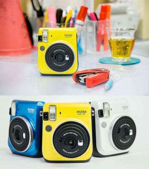 【送料無料】Fujifilm instax mini70 チェキ70 インスタントカメラ『1~2営業日後の発送』撮ったら写真がすぐに出てくるチェキ!【RCP】[fs04gm][02P03Sep16] 【スーパーポイントアップ4~7倍!】_