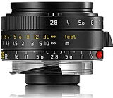 [年保3]徕卡爱尔玛力特- M的f2.8/28mm非球面。(6bit)个工作日内交货后[3] 4[Leica ELMARIT-M f2.8/28mm ASPH.(6bit) #11606 『3~4営業日後の発送』【RCP】【smtb-TK】[fs04gm][02P10Jan15]]