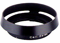 Carl Zeiss lens shade 35 mm/50 mm flares ghost less a lens hood fs3gm