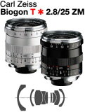 [3年保険付]【】Carl Zeiss Biogon T*F2.8/25mm ZM Mount Lens『2?3営業日後の発送』 [02P10Feb14]【RCP】