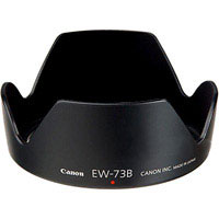 "Canon lens hood EW-73B ""1 ~ 2 business days after shipping, EF-S17-85IS USM, for EF-S18-135IS lens hood fs3gm"