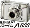 [3年保険付 即納]【おこづかいで買える! ISO800高感度単3電池駆動830万画素3倍ズーム】 Fujifilm Finepix A800『即納可能分』【RCP】[fs04gm][02P05Nov16]