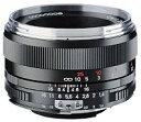 Nikon一眼にカールツァイスレンズが使えるCarlZeiss PlanarT*1.4/50ZF(50mm F1.4 Nikon Fマウン...